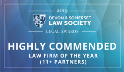 DASLS 2019 HIGHLY COMMENDED Law Firm of the Year