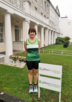 Great West Run 2018 Training Blog Antonia D'Alessio Gilbert Stephens Solicitors