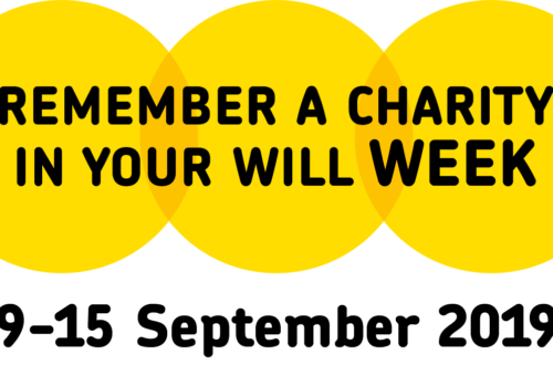Remember A Charity Week 2019 Logo