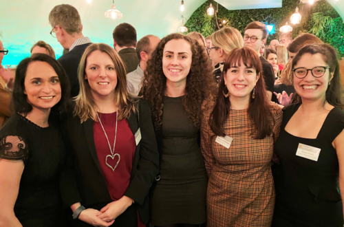 Exeter Living Awards Sponsors And Finalists Reception