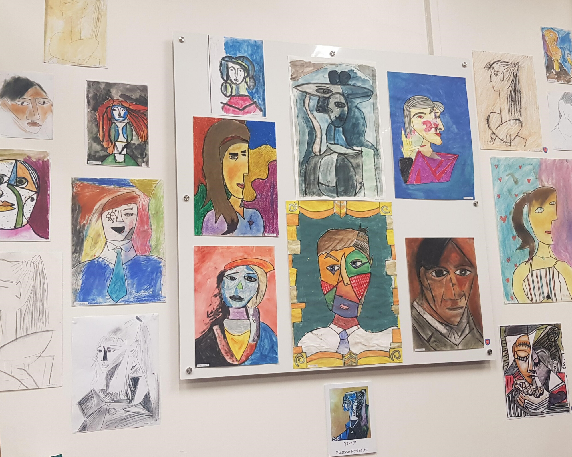 Exeter Cathedral School's Big Art Show: A Portrait of Co-education