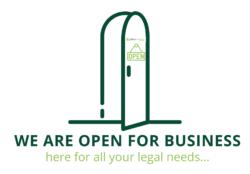 Gilbert Stephens Open for Business
