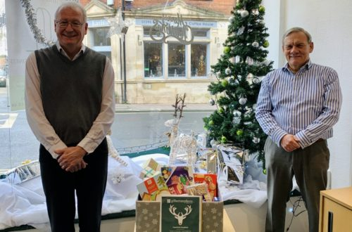 Budleigh Food Donations