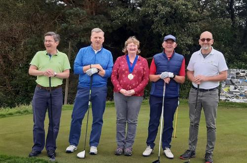 FCN Golf Day